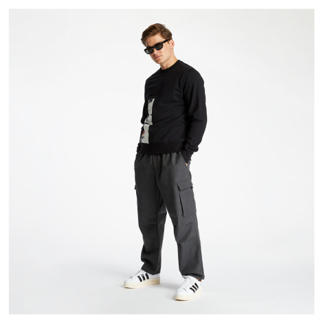 Y-3 Classic Wo Cargo Pants Charcoal