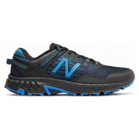 New Balance MT410CL6 schwarz - Herren Trailschuh