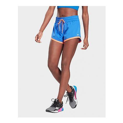 Blaue sportkurzhosen und shorts für damen