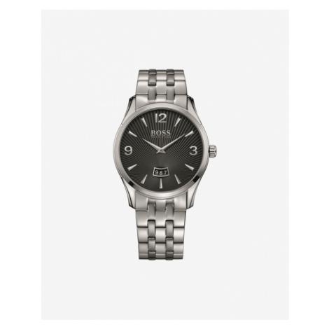 BOSS Armbanduhr Silber Hugo Boss
