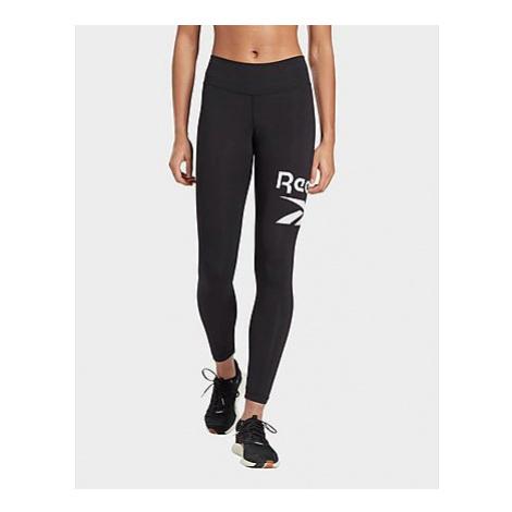 Reebok reebok identity logo leggings - Black - Damen, Black