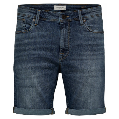 Superstretch Jeansshorts Selected