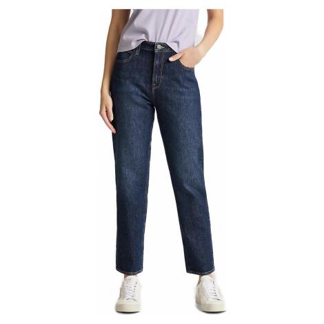 Lee Damen Jeans Carol - Straight Fit - Blau - Dark Roberto