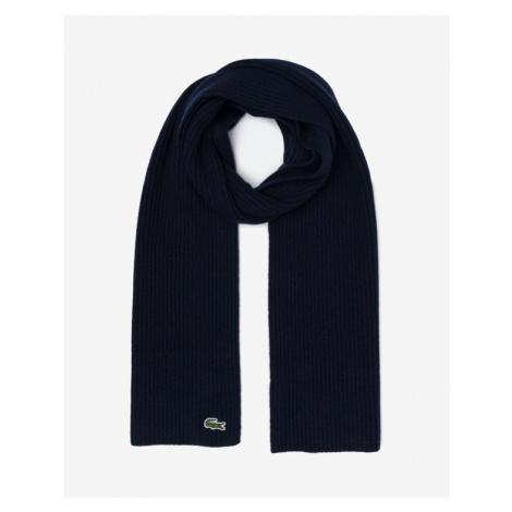Lacoste Schal Blau