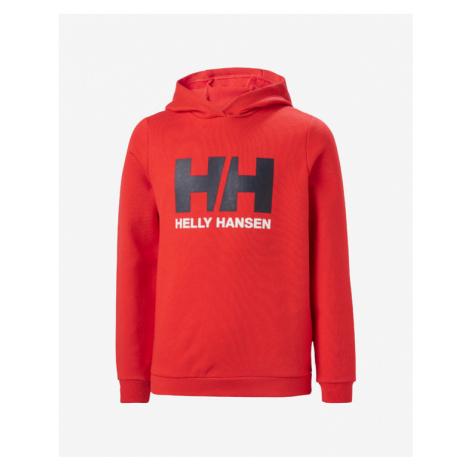 Helly Hansen Sweatshirt Kinder Rot
