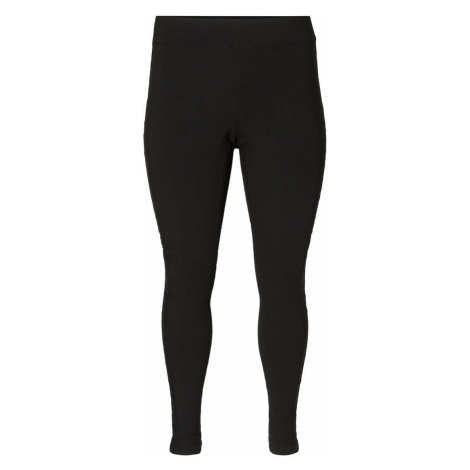 VERO MODA Tight Fit Leggings Damen Schwarz