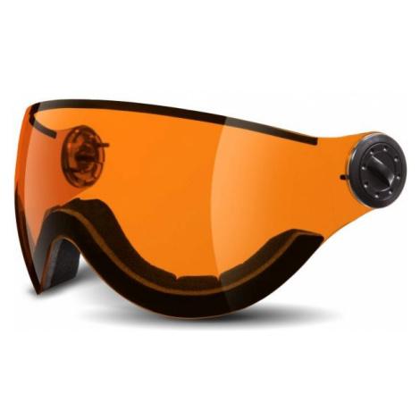 Etape VISOR MIRROR orange - Ersatzvisier für den Helm