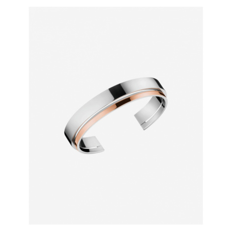 Calvin Klein Loud Armband Silber Beige