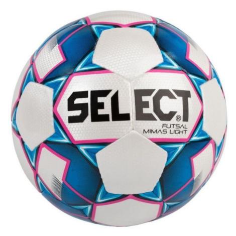 Futsal- Ball Select FB Futsal Mimas Light weiß blue Grösse. 4