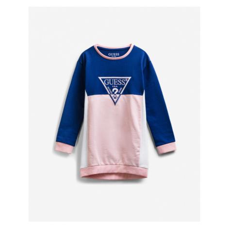 Guess Kinderkleider Blau Rosa