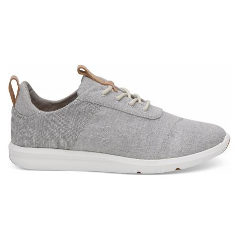 TOMS Sneaker Damen CABRILLO 10011751 Drizzle Grey