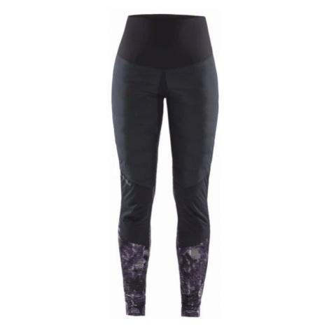 Hosen CRAFT Pursuit Thermal 1907850-999147 - black mit Violett