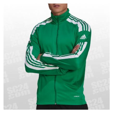 Adidas Squadra 21 Track Jacket grün/weiss Größe S