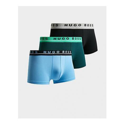 BOSS 3 Pack Boxershorts Herren - Herren Hugo Boss