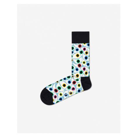 Happy Socks Organic Eyes Socken mehrfarben