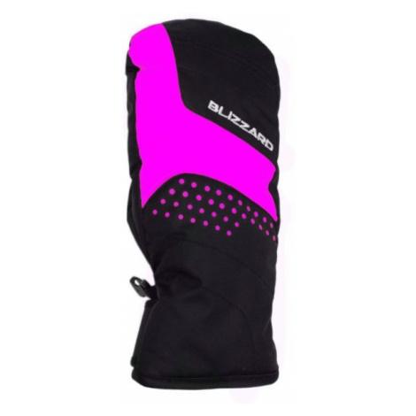 Rosa handschuhe für mädchen
