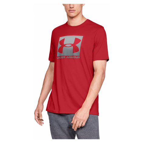 Under Armour Boxed Sportstyle SS Red/ Steel