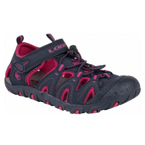Loap BAM rosa - Kinder Sandalen