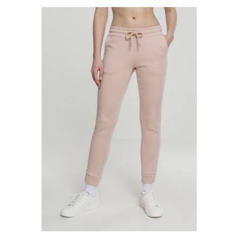 Urban Classics Ladies Sweatpants lightrose