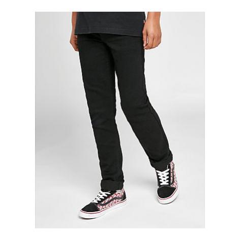 Levis 510 Skinny Jeans Junior - Black, Black Levi´s