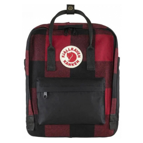 Fjällräven Kanken Re-Wool Red-Black