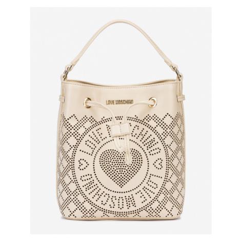 Love Moschino Handtasche Beige