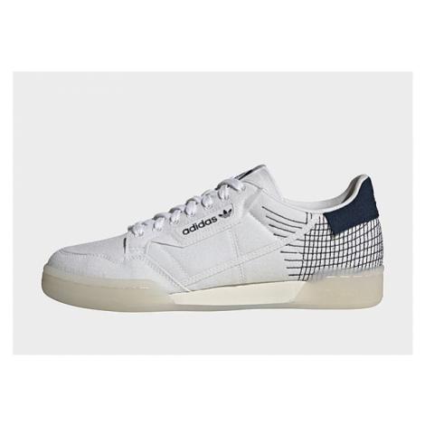 Adidas Originals Continental 80 Primeblue Schuh - Chalk White / Cloud White / Collegiate Navy -