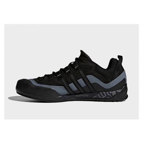 Adidas TERREX Swift Solo Zustiegsschuh - Core Black / Core Black / Lead - Herren, Core Black / C