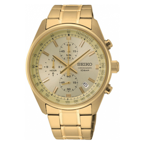Seiko Uhren Quarzuhren: SSB382P1