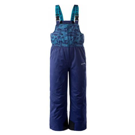 Blaue warme hosen für jungen