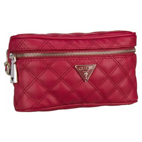 Guess Gürteltasche Cessily Belt Bag Red (1.6 Liter)
