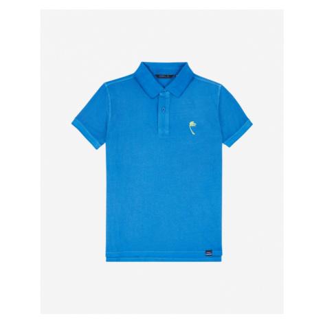 O'Neill Polo T- Shirt Kinder Blau