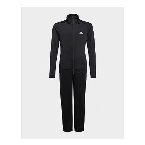 Adidas Essentials Trainingsanzug Kinder - Black / White, Black / White