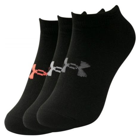 Under Armour ESSENTIALS NS schwarz - Damen Socken