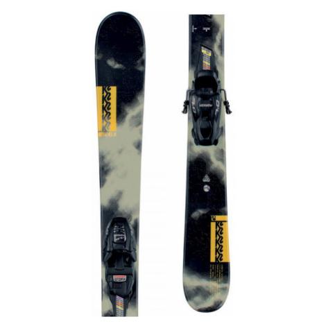 K2 POACHER JR FDT 4.5 - Freestyle Ski mit Bindung für Kinder