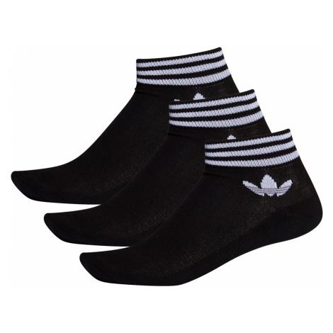 Adidas Originals Socken Dreierpack TREF ANK SCK HC EE1151 Schwarz