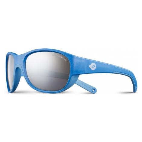Sonnen Brille Julbo LUKY SP4 BABY cyan blau / blau