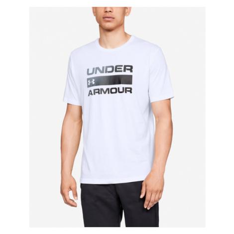 Under Armour Team Issue Wordmark T-Shirt Weiß