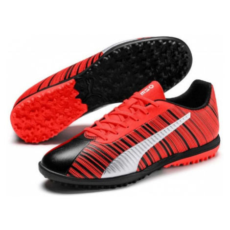 Puma ONE 5.4 TT rot - Turf Fußballschuhe