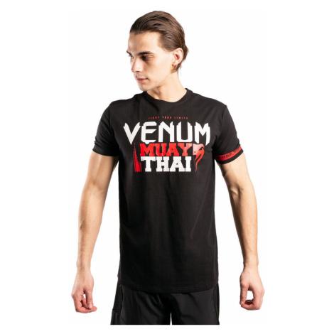 Street T-Shirt Männer - MUAY THAI Classic 20 - VENUM - VENUM-03856-100