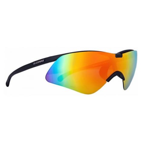 Blizzard RUBBER BLACK SET schwarz - Sonnenbrille