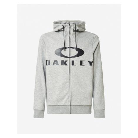 Oakley Bark Sweatshirt Grau