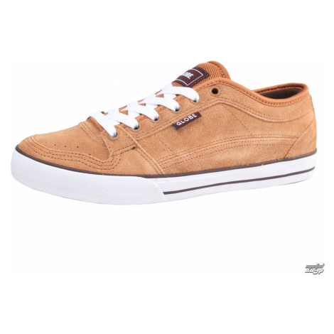 Low Sneakers Männer - Light Brown - GLOBE - GBTB4-16141 45