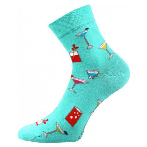 Boma PATTE 043 blau - Socken