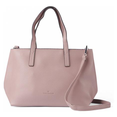 TOM TAILOR Damen Shopper Marla, rosa, unifarben