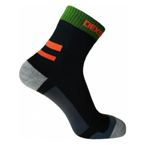 Socken DexShell Runnig Sock Blaze orange