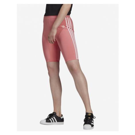 Rosa training shorts für damen