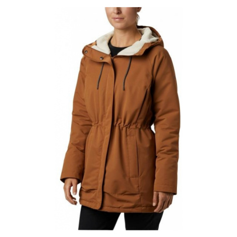 Columbia SOUTH CANYON SHERPA LINED JACKED braun - Damenjacke