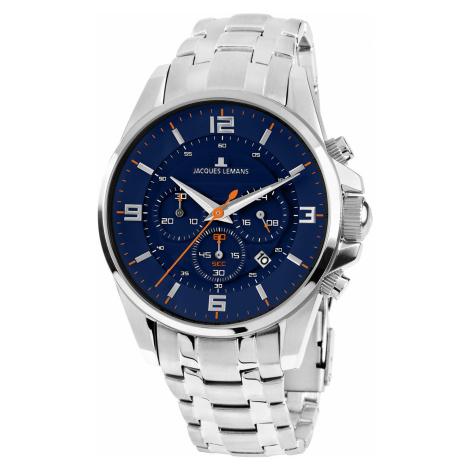 Uhren und Schmuck für Herren Jacques Lemans