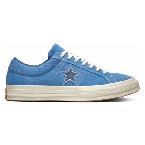 Converse ONE STAR blau - Herren Sneaker